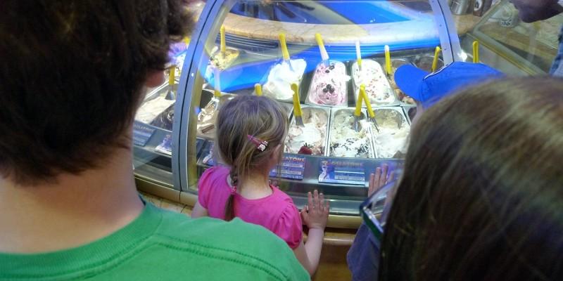 I 3  posti (più 1) dove gustare il miglior gelato a Pescara
