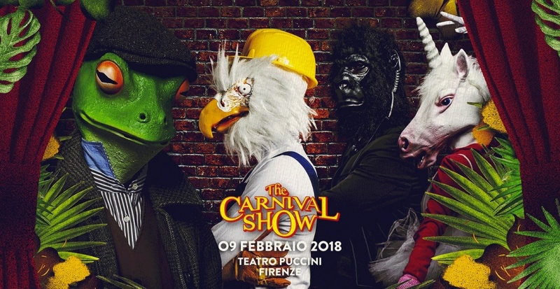 carnival show firenze