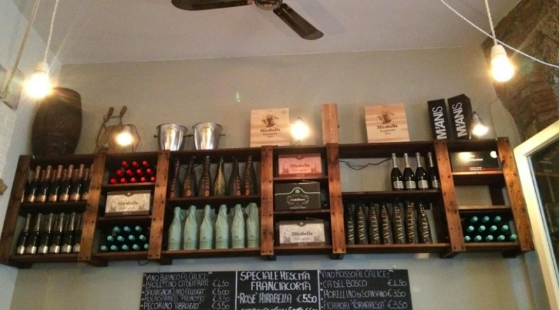 la bottega wine bar brescia