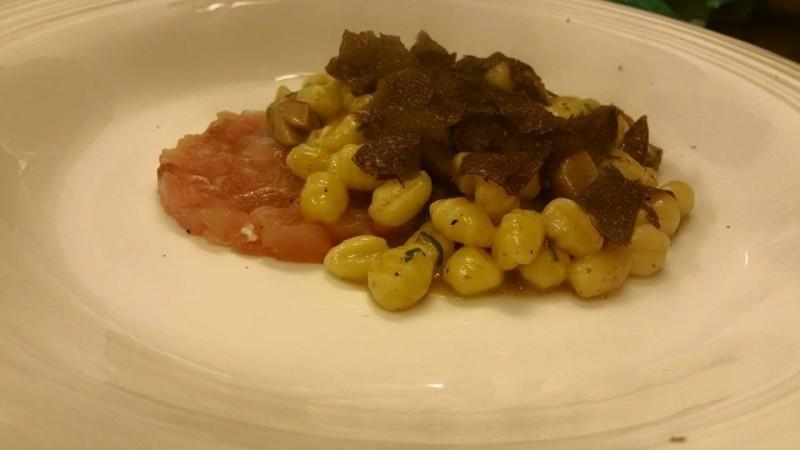 romanazzi's piatto 2