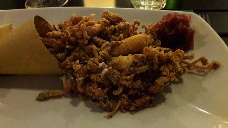 2night roma ristorante recensione rosso
