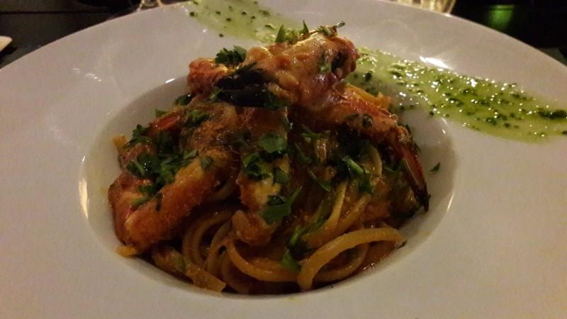 2night rosso roma ristorante recensione