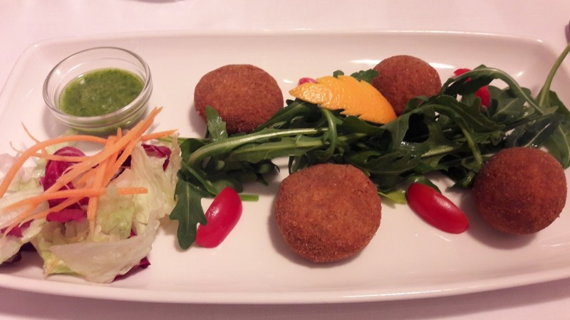 roma ristorante recensione 2night cena ilfalchetto