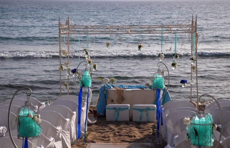 redattori licheri matrimonio in spiaggia zeus