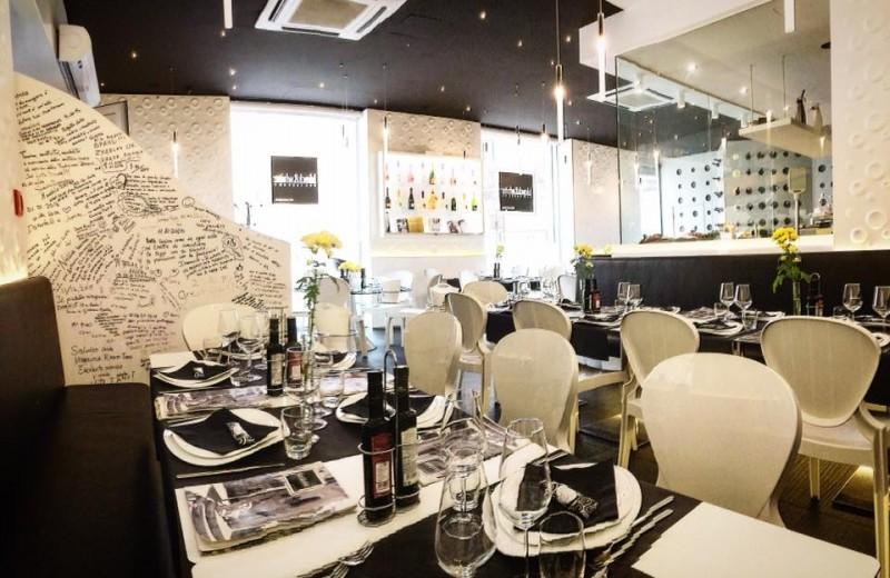 ristorante black&white bari