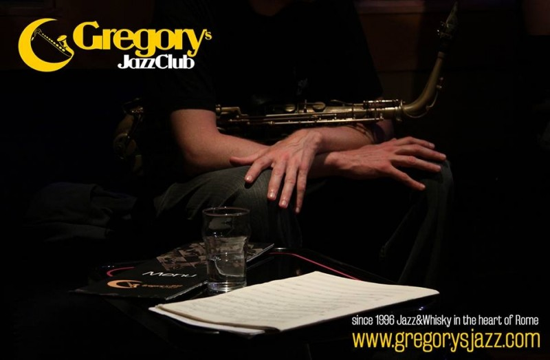 locali musica jazz roma gregory's club