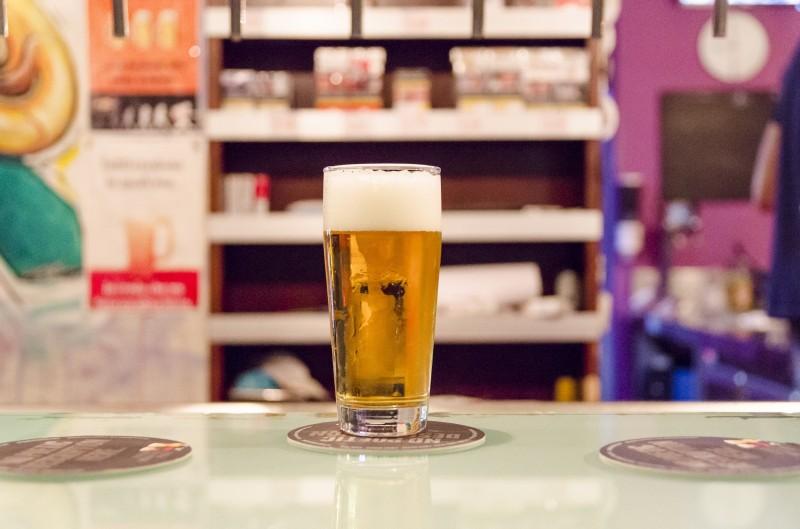 gianna rock birra bancone