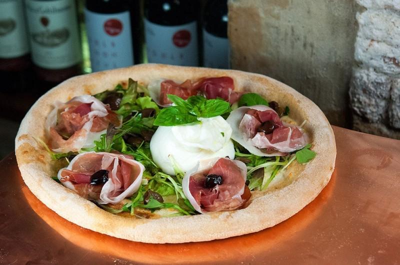 birraria la corte venezia pizza