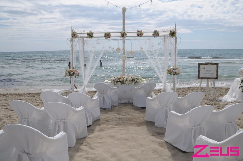 redattori licheri matrimonio in spiaggia zeus beach