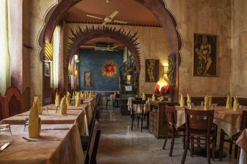 tara ristorante indiano milano