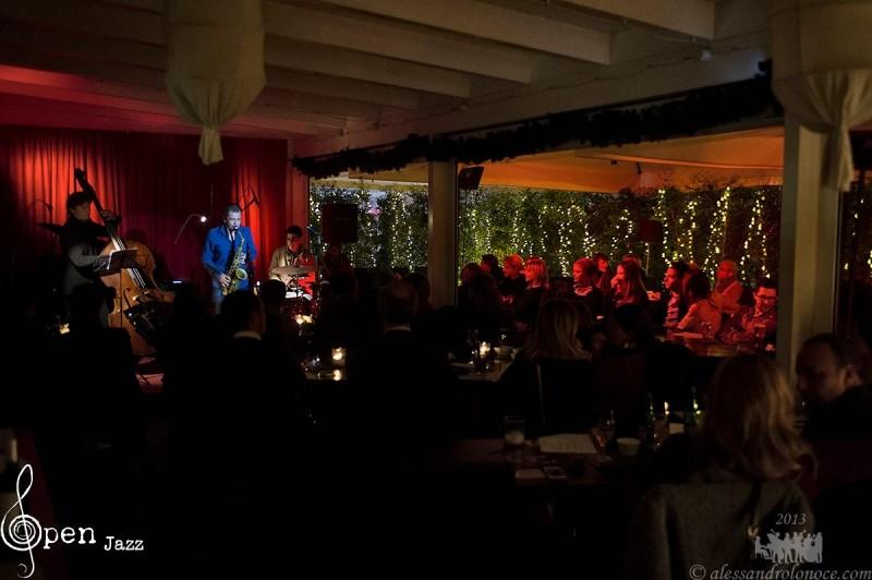 open cafè bari serata jazz