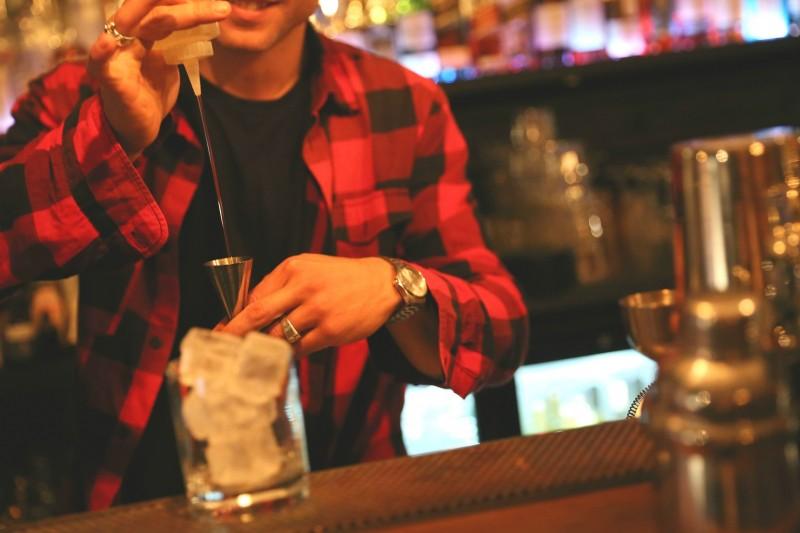 borboun liquorice, barman apt