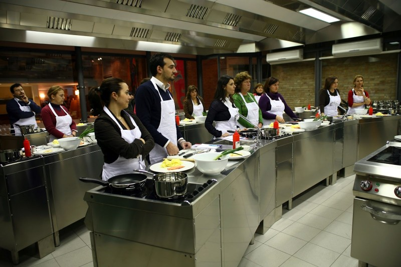 4 buone scuole di cucina a napoli for Scuole di cucina in italia