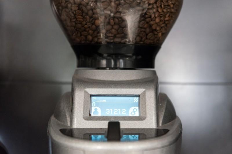 redattori licheri caffè vittoria macinatura nuova macchina