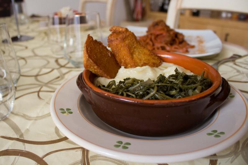 redattori licheri arzilla furcina pranzo della domenica fave e cicorie