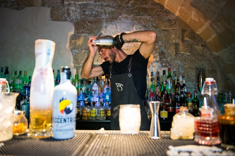 redattori licheri francesco conte 45 cocktail bar salento