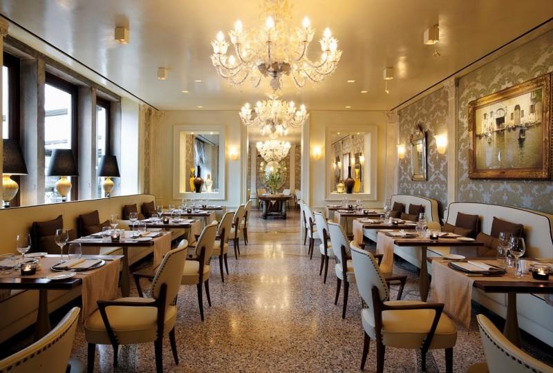 ristorante do leoni cena romantica venezia