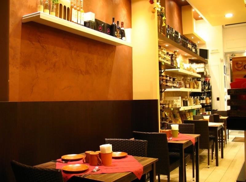 I migliori locali per vegetariani e vegani in puglia for Arredamento etnico bari