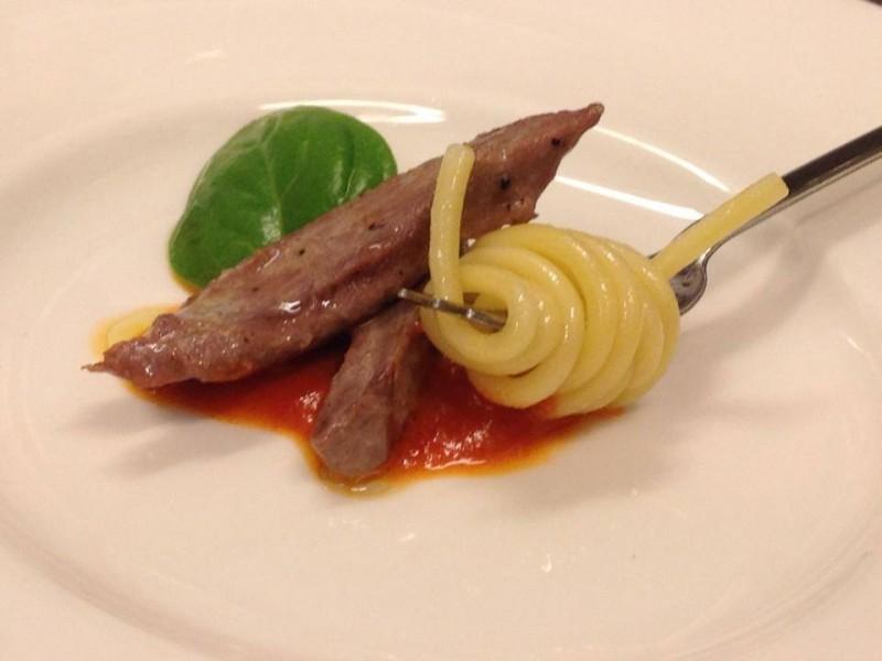 romanazzi's spaghetto