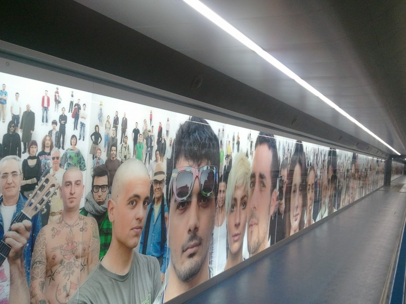 metro montecalvario
