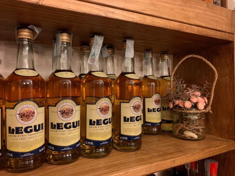 liquori trattoria argentina
