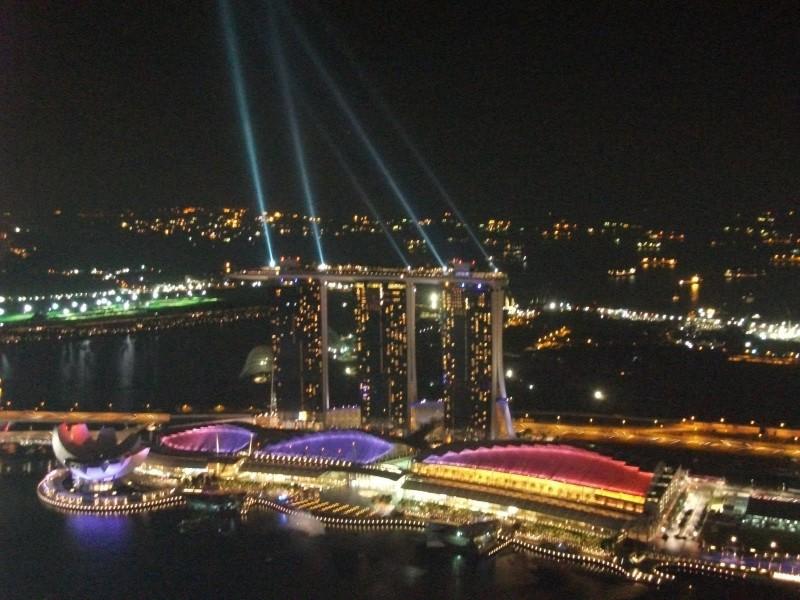 altitude, singapore