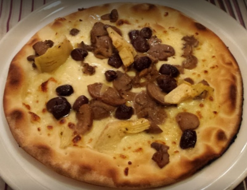 dai fioi pizza lido venezia