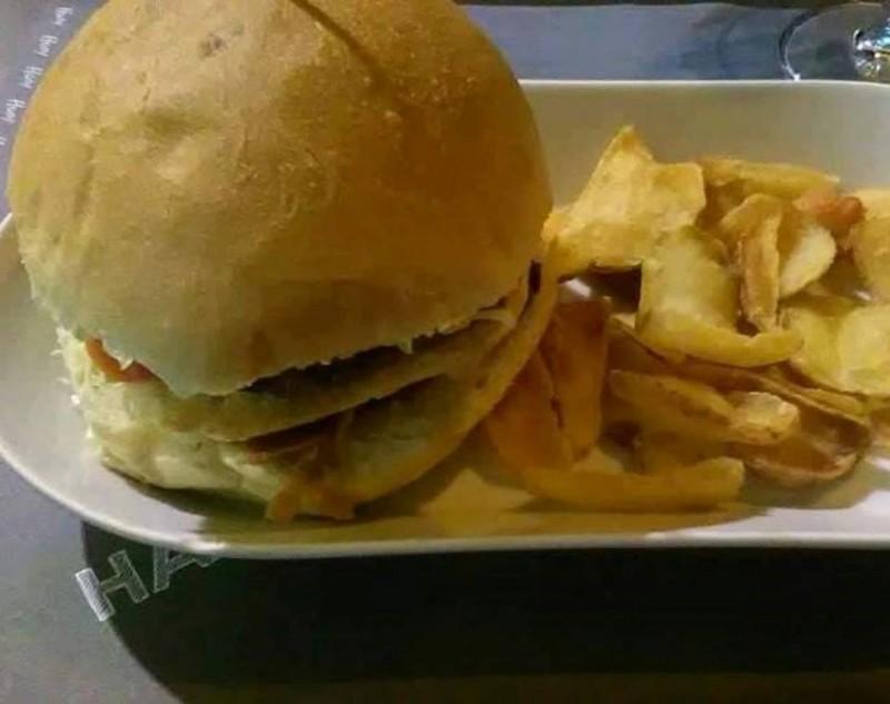 hamburger hop bari