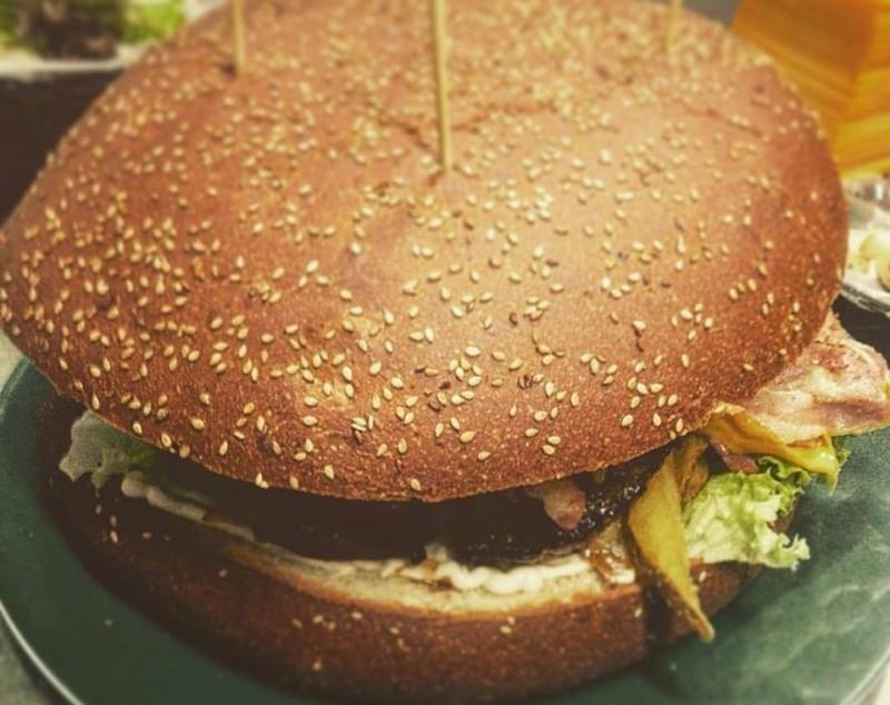 hamburger timeout bari