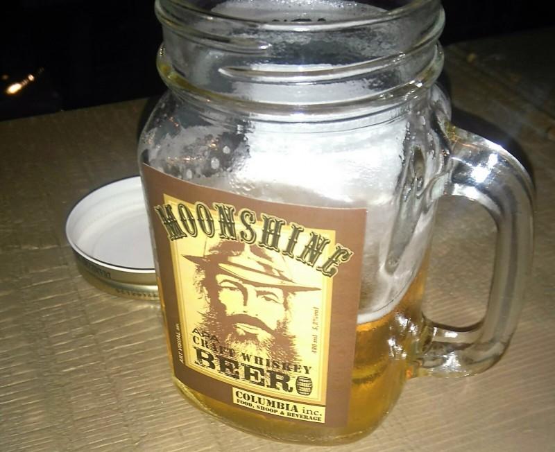 moonshine birra columbia 2