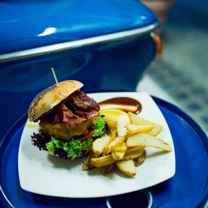 hamburger san giovanni roma officina