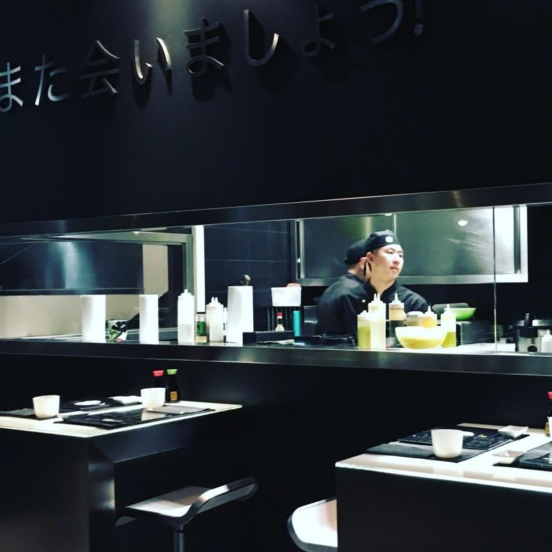 zushi treviso cucina a vista