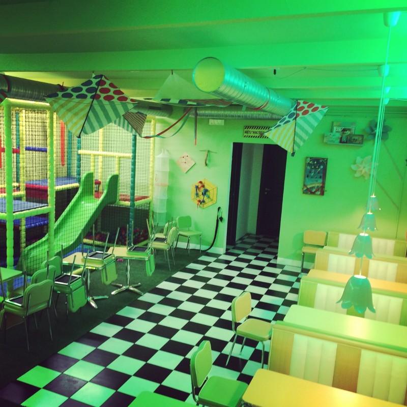 1950 american diner baby room firenze