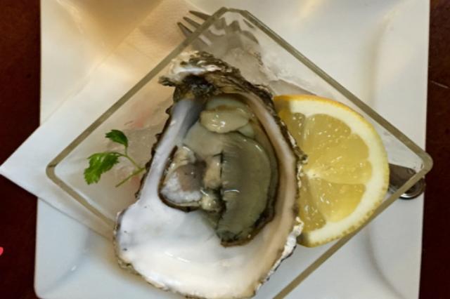 baccano ristorante roma centro storico ostriche pesce crudo brunch