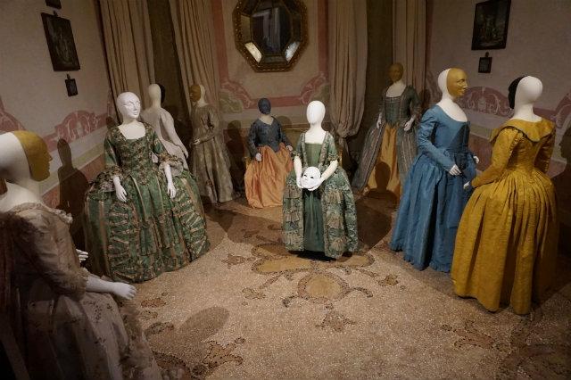 palazzo mocenigo venezia festa della donna