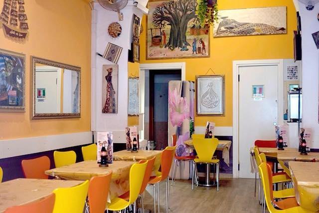 baobab ristorante cucina etnica via tadino milano foto fb