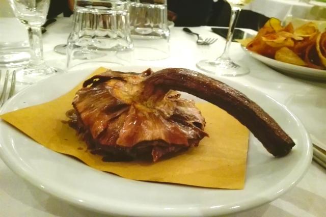 carciofo alla giudia meat roma ristorante portuense intervista team marco piperno