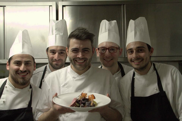 gli ulivi ristorante bistrot parioli chef pierluigi gallo niko romito cucina tradizionale nuove aperture dicembre 2016 roma