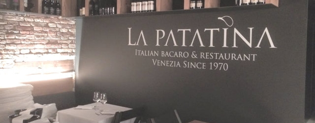 la patatina venezia san valentino 2016