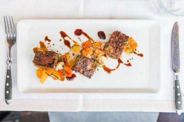 pausa pranzo gourmet a roma roscioli ristorante salumeria centro storico menù lunch