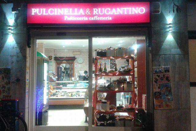struffoli roma pulcinella e rugantino