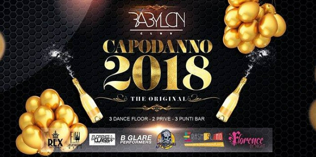 babylon club capodanno