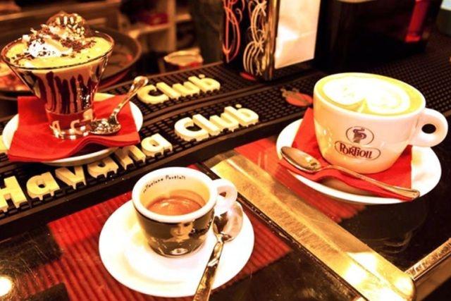 caffè particolari a roma meo pinelli