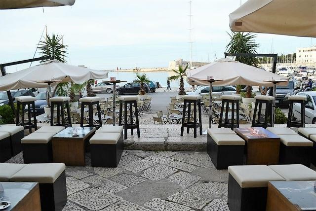 babalù trani porto turistico american bar cocktaileria ristorante