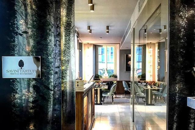 truffle restaurant milano
