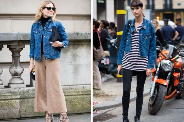 giubbotto di jeans