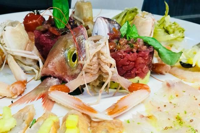 risto pescheria consoli roma tuscolano dove mangiare pesce diverso crudi brace pescheria
