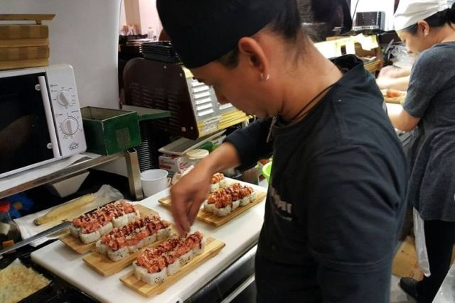 ristoranti giapponesi roma shimai