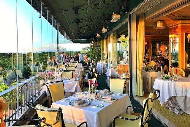 ristoranti con terrazza mirabelle
