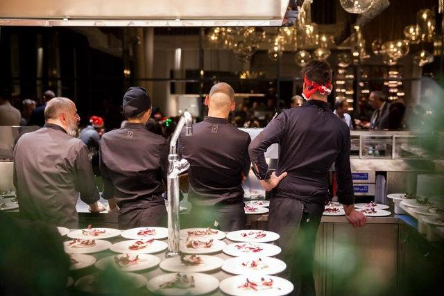 ristoranti cucina a vista in veneto